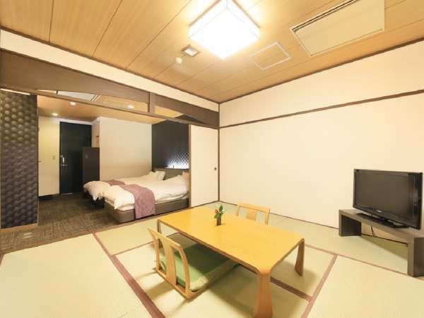 【和洋室】開放感溢れるお部屋です。