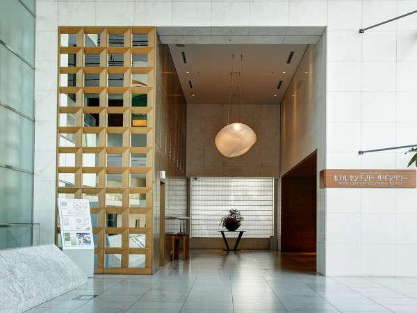 2階エントランス エレベーターホール