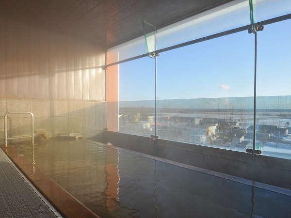 【ホテル四季の風】太平洋望む温泉で癒し時間。新鮮!四季の味覚に舌鼓