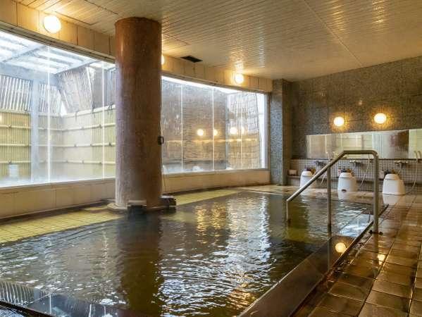 【美人の湯 寒河江温泉 ホテルシンフォニー本館】寒河江駅から徒歩3分。観光拠点にビジネスに最適。天然温泉あり