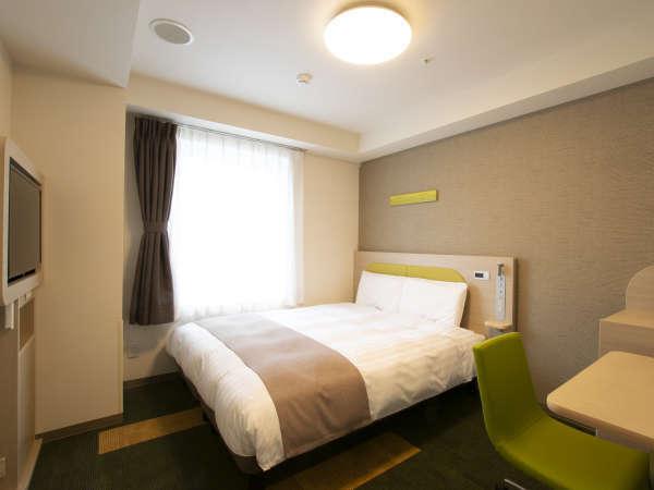 ◆クイーンエコノミー◆18平米◆ベッド幅160cm×1台◆