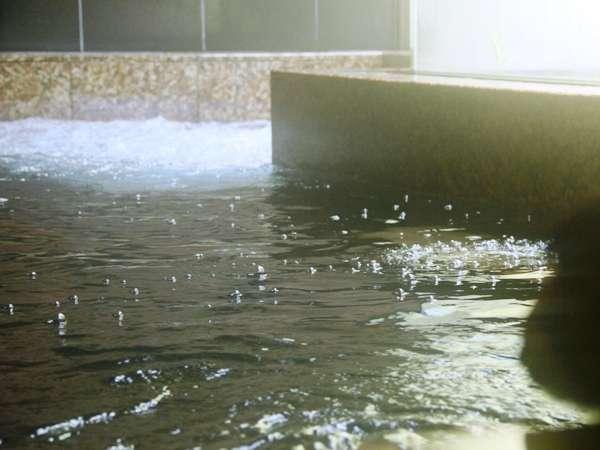 花崗岩からのおくりもの≪ラジウム温泉≫身体の芯から温まります♪