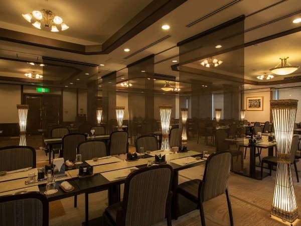 夕食会場 ダイニングレストラン「松風」イメージ