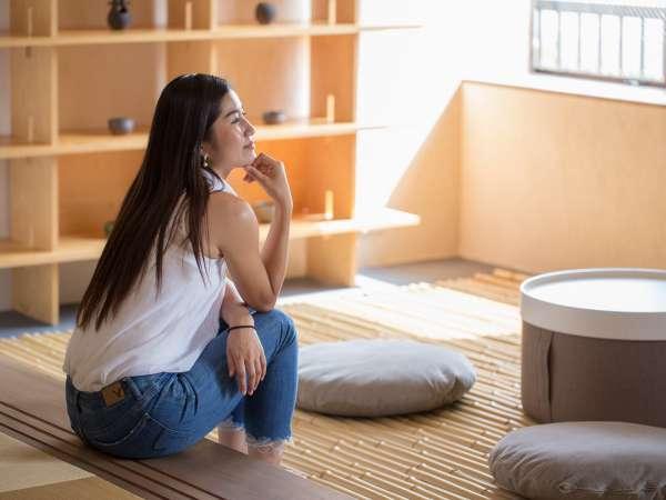 ひと部屋ごとに異なるデザインが魅力の客室です