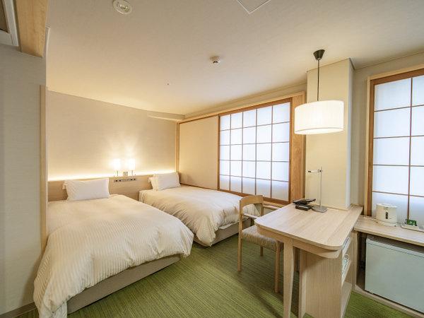 ◆ファミリールーム 45㎡ ベッドサイズ1100×2030