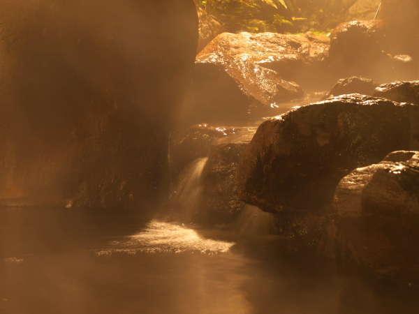 旅の疲れをお癒しください。1階温泉大浴場(長浜太閤温泉)イメージ
