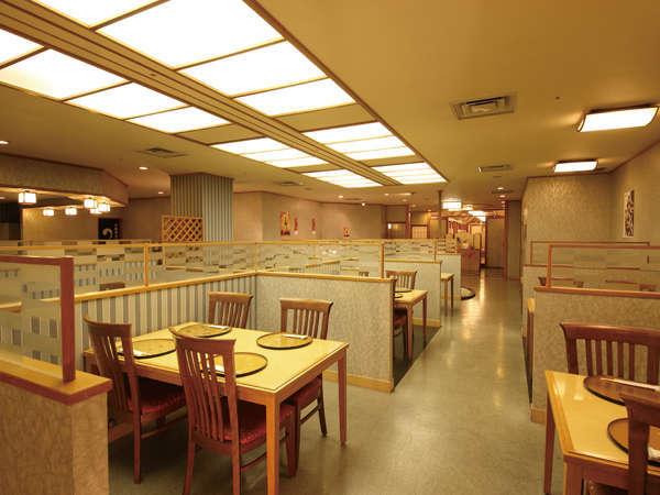 ■日本料理 花篝:店内