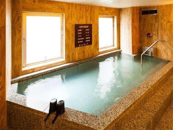 天然温泉火の国美肌の湯 スーパーホテルLohas熊本天然温泉