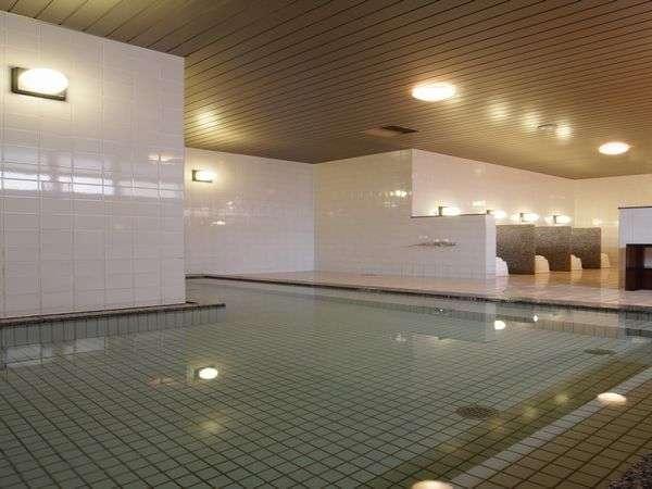 サウナ完備の浴場施設です。