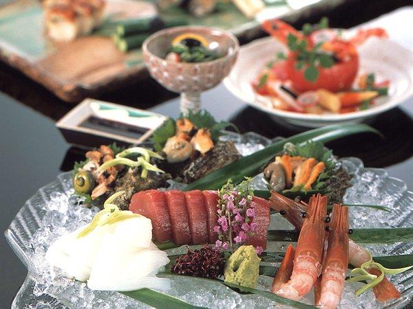 【料理一例】四季の旬が満載。