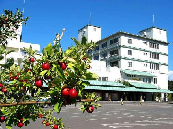 ※りんご尽くしの温泉旅館。弱アルカリ性美容泉&郷土料理が満喫できます!
