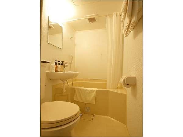 【各客室のバストイレ例】