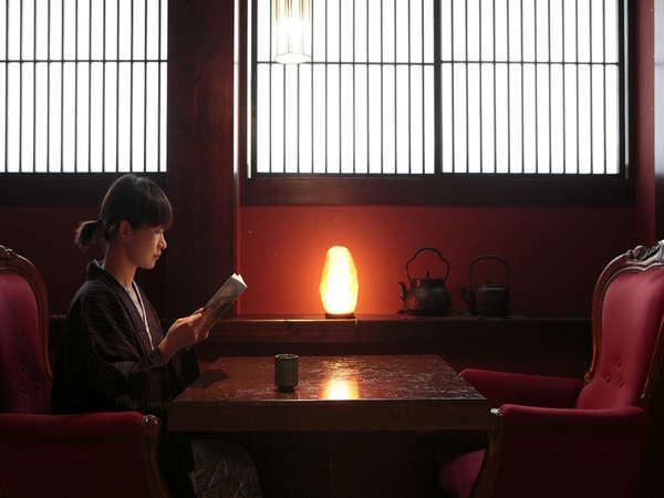 『喜庵』で読書はいかがでしょうか?