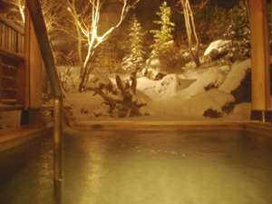 絶景!美人の湯 雪見露天風呂。☆入って実感!?この違い。真冬は『かまくら』の中に入るような感覚