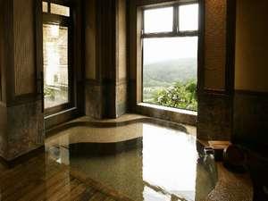 貸切風呂『懐』景色
