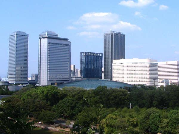 大阪梅田・本町・心斎橋へも乗換なし。OBPへは大阪メトロで一駅。