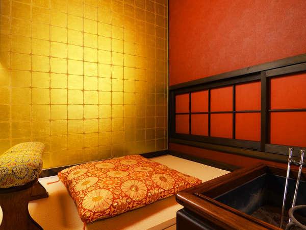 【讃徳-さんとく-】1階 茶室