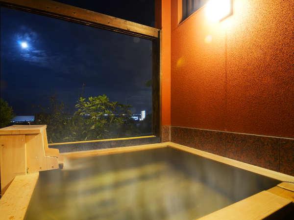【讃徳-さんとく-】半露天夜景1