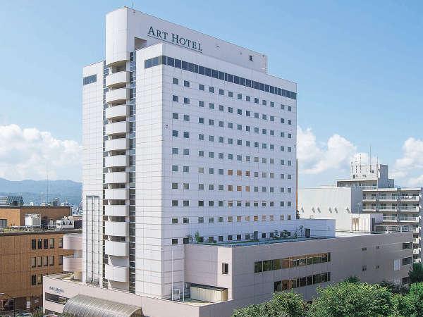 アートホテル旭川(外観)
