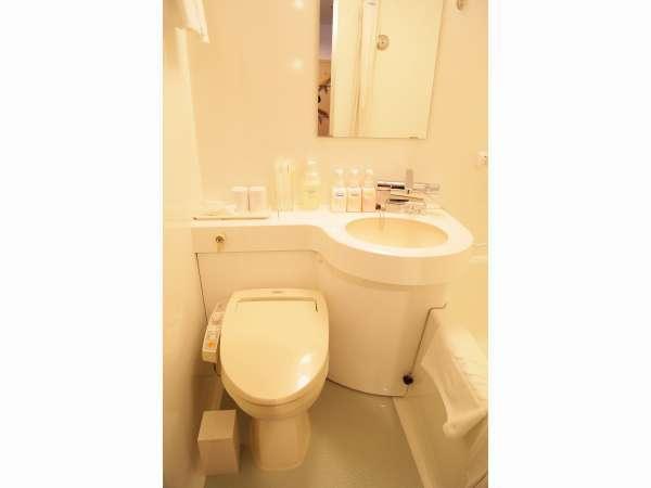 【スタンダードシングルルーム】バスルーム