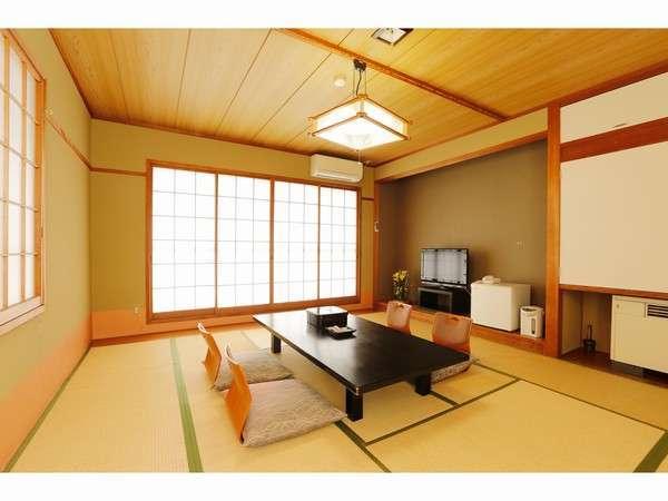 客室(トイレ付)※画像は12.5畳のお部屋です。