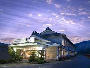 奥会津・只見川沿いに佇む、温泉和風旅館です。
