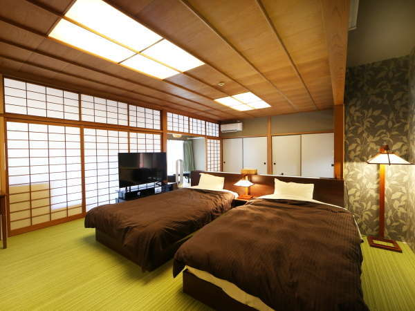 お部屋 スイート和洋室(イメージ)