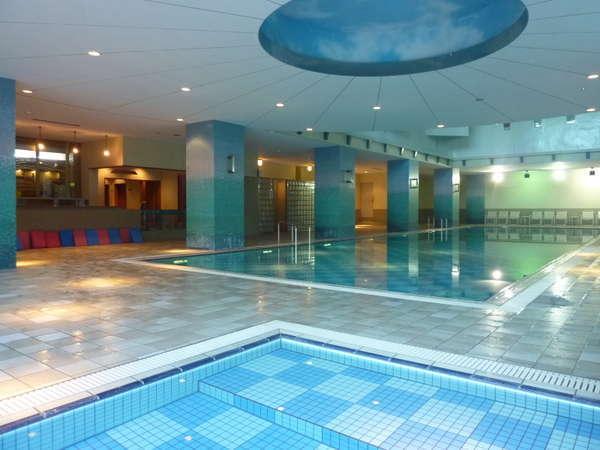 屋内プールは宿泊者無料(冬季閉鎖11月中旬~3月20日頃、春休みよりOPEN)