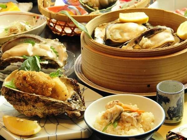・夕食 富山の山海の幸を味わうお料理 ※一例