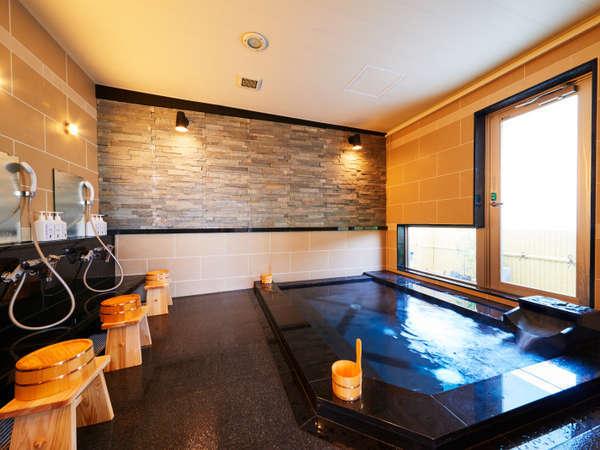 天然温泉『あおばなの湯』(男女別)入浴時間:15:00~9:00