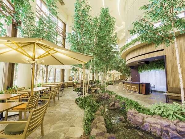 ■1階レストラン「Farm to Table TERRA/ファーム トゥ テーブル テラ」