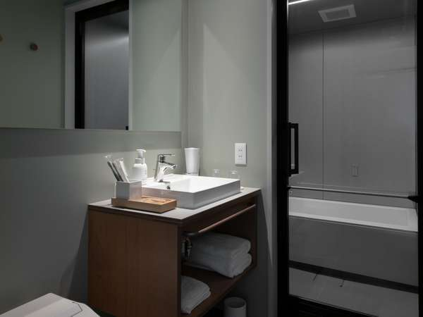 洗面台、バスルーム