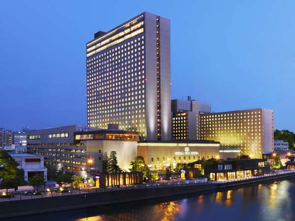 中之島にある「大阪の迎賓館」