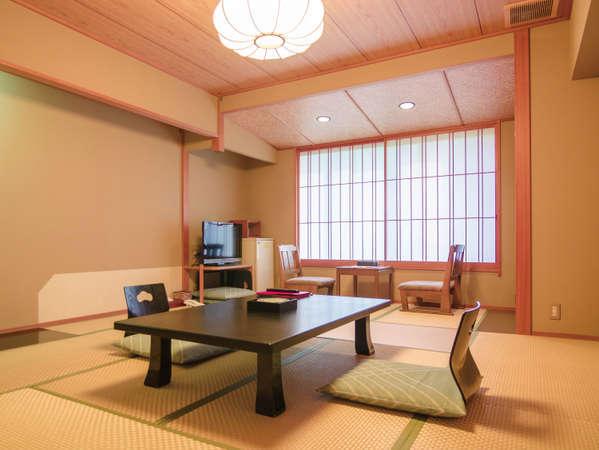 本館バス・トイレ付10畳+広縁和室