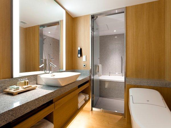 改装デラックス バスルーム
