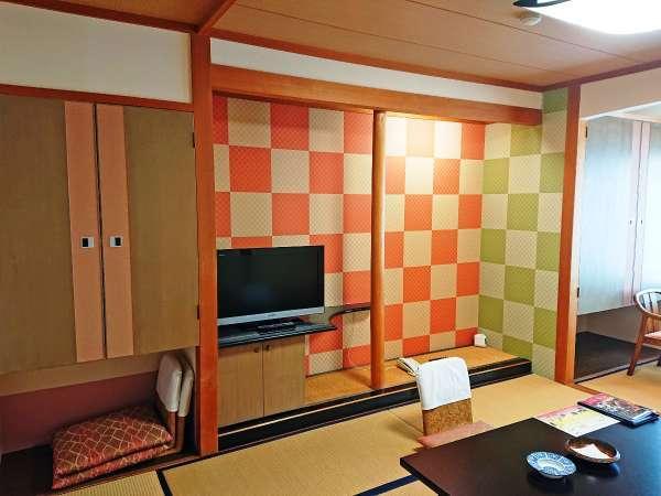 <本館和室>お部屋が綺麗になりました♪(5F)