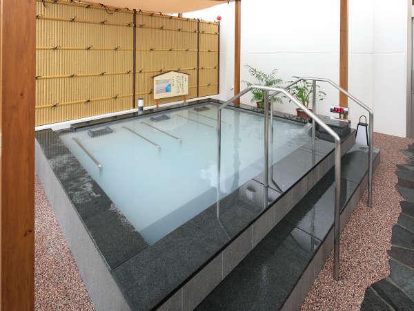 *2019年夏にオープンした温浴施設。寝湯などの多彩な湯あみがお楽しみいただけます