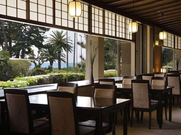 ■日本料理「七滝」夕食営業(朝食・昼食は繁忙期のみ営業)