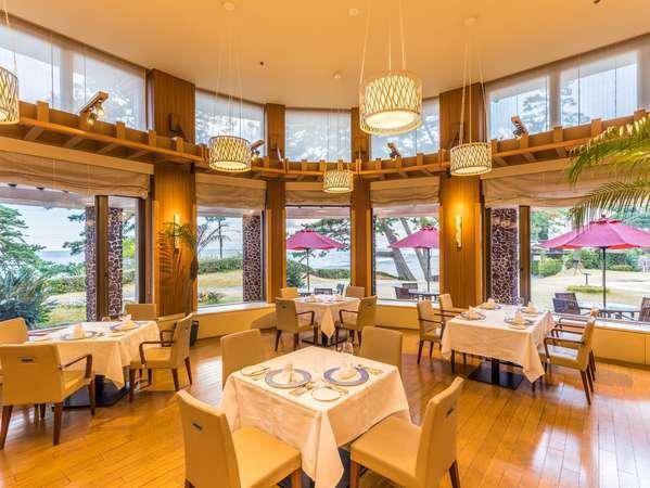 海の見えるレストラン「メレシー」