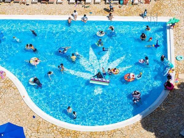 【伊豆今井浜東急ホテル】7/1プールOPEN!海もプールもイベントも満喫リゾートホテル