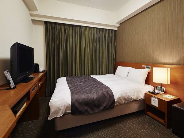 ◆ダブルベッドルーム 16㎡ ベッドサイズ1300×2050