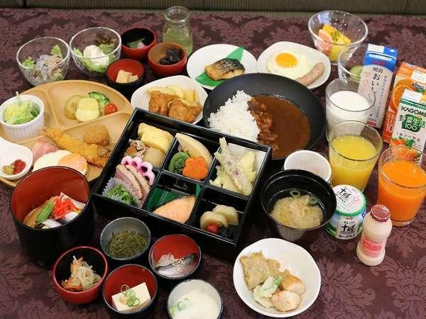 ◆ドーミーイン倉敷の自慢の朝食♪