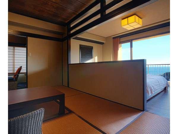 和洋室のお部屋の内装を新しくし、禁煙室になりました