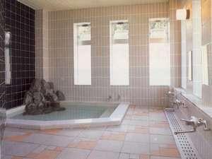二階女性風呂です。ゆっくりと1日の疲れを取ってください。