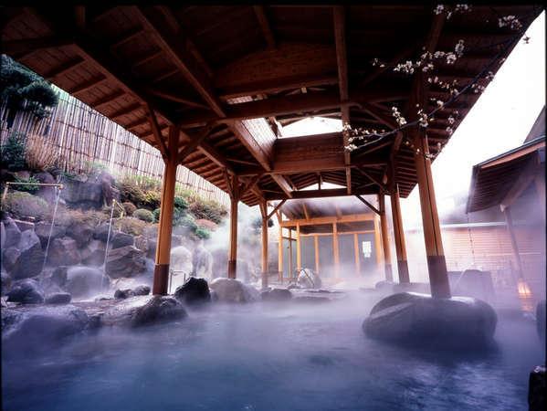 別棟施設【湯の里】男性露天風呂