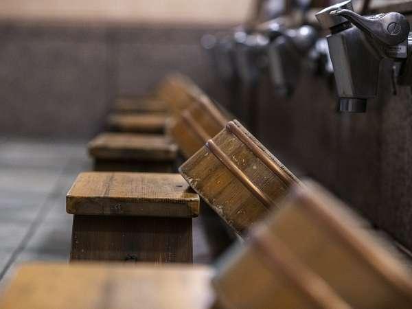 大浴場は広々ゆったりとお寛ぎいただけます♪淡い場もたっぷり。