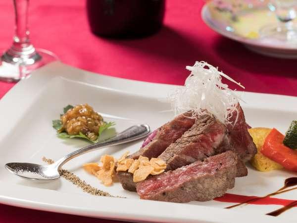 ふらの和牛料理イメージ