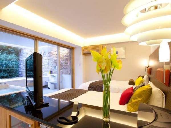 【萬象閣敷島】16室広々露天付客室&NEW和洋室◆夕朝食個室風プランが人気