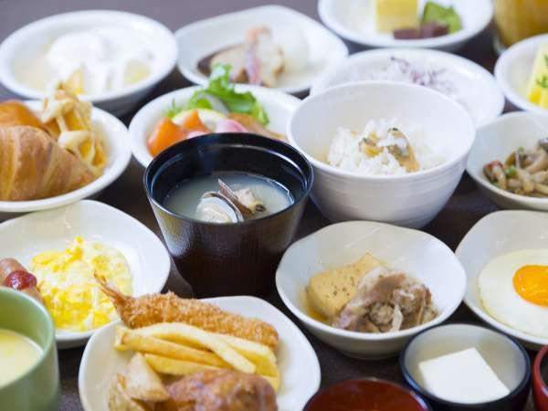 ■朝食一例