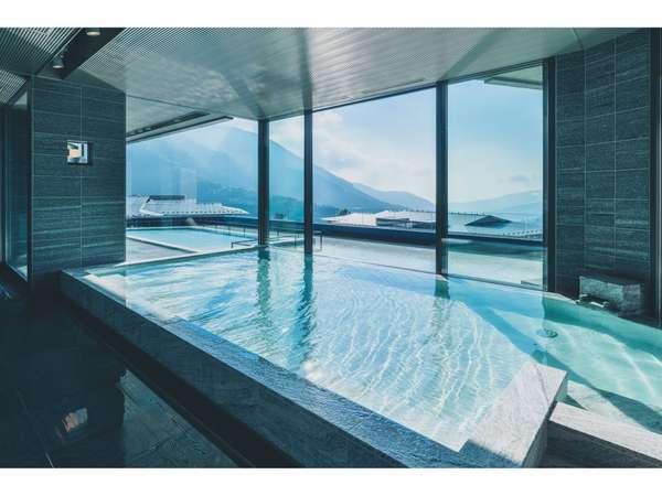【箱根・強羅 佳ら久】<全室露天風呂付>山海の絶景を望む。宿泊者限定ラウンジもご用意